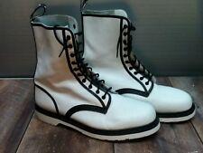 Rare Dr. Marten Pierre Boots - UK 13, EU 48, US M 14