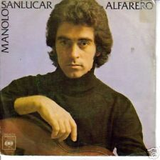 MANOLO SANLUCAR-ALFARERO + GUAJIRO MERCHELERA SINGLE