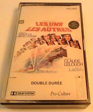 LES UNS LES AUTRES Tape Cassette BANDE ORIGINALE DU FILM TransCanada PPC5-26002