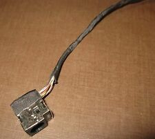 DC-IN POWER JACK HP G61-511WM G61-631NR G61-632NR SOCKET PORT w/ CABLE HARNESS
