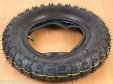 3.50 x 8 Honda Z50 Monkey Bike Tire & Inner Tube Set 3.50 - 8 Front or Rear