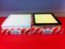2010-2012 Prius/PriusV Air/Cabin Filter combo kit Genuine Toyota Parts