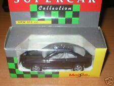 BMW 850 Csi   Maïsto Supercar collection  1:42   MIB  Pull back & Go !!