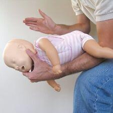 Laerdal CPR Baby Resusci Anne Infant Training Manikin With Case 6 Airways Set