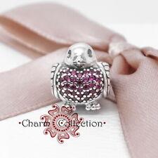 Pandora, NEW, Red Robin, Bird Bracelet S925 Charm, 791731CZR