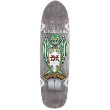 Lifeblood Old School Kanights Gargoyle Schmitt Stix Graphic Skateboard Deck