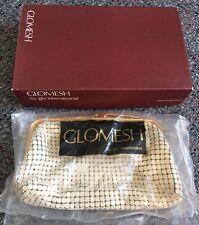Vintage Glomesh Clutch Purse Bag Original Packaging & Box Australia