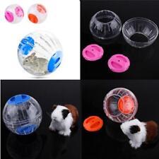 Hamster Gerbil Toys Running Ball Activity Exercise Small Pet Habitat Play LA