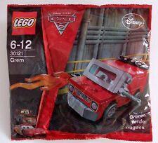 Lego Disney Cars 2 Grem 30121 NEW Factory Sealed