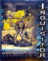 Games Workshop Warhammer 40K Inquisitor Quovandius Boxed Set
