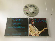 Bruce Springsteen And The Band Played The Swingin' Pig CD TSP-CD-051 RARE MINT