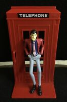 Lupin The Third Phone Box Action Figures Modellini Lupin 3 Cabina telefonica 3TH