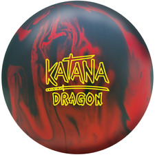 1393 New Radical Katana Dragon Bowling Ball 15# | 1st 15#3oz Top 2.4oz Pin 2-3""