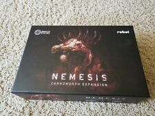 Nemesis CARNOMORPH Expansion (Awaken Realms) - opened unplayed unpunched