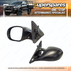 Left Hand Side Electric Door Mirror for BMW 3 Series E36 Sedan 91 - 98 M3 STYLE