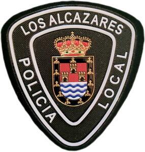 Policía Local Los Alcázares Police Dept parche insignia emblema texflex EB01743