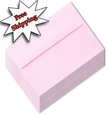 Pastel Pink Envelopes for Announcement Wedding Invitation Greeting Cards Showers