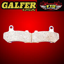 Galfer HH Sintered Brake Pads 1 pair, Simply the best you can buy.   FD3691370