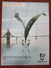 6/2005 PUB POWER JET SNECMA SAFRAN NPO SATURN SaM146 MOTEUR ENGINE ORIGINAL AD