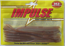 "Northland Tackle  IMPULSE® NIGHTCRAWLER - 6"" - Natural"