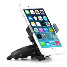 Car Mount CD Slot Holder Cradle Swivel Dock Strong Grip CD for Smartphones