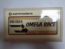 COMMODORE VC-20 / VIC-20 --> OMEGA RACE (VIC-1924) / CARTRIDGE