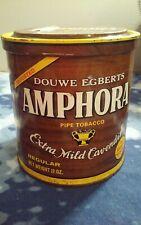 Empty Vintage DOUWE EGBERTS AMPHORA Pipe Tobacco Tin See Detail