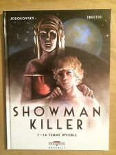 SHOWMAN KILLER - T3 : La femme invisible - EO