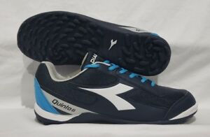 Diadora Adult QUINTO 6 TF Soccer cleats Size 8.5 New in Box TURF