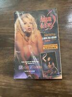 ADAM & EVE Vintage Adult Mail Order Catalog Lingerie Toys Sex Aids Fashion