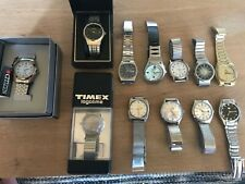 12 Armbanduhren SEIKO CITIZEN TIMEX ATLANTIC