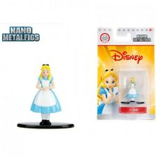 JADA 1.65'' Nano Metalfigs Disney Alice in Wonderland Action Figures Die-cast