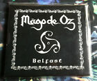 MAGO DE OZ - BELFAST ED DISCO LIBRO digibook cd + dvd single