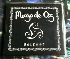 MAGO DE OZ - BELFAST ED DISCO LIBRO digibook cd + dvd single