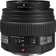 Olympus Zuiko Digital ED 2,0 / 50 mm Macro  B-Ware vom Fachhändler E-System