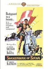 SWORDSMAN OF SIENA - (1962 Stewart Granger) Region Free DVD - Sealed