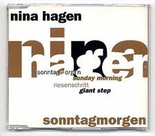 Nina Hagen Maxi-CD Sonntagmorgen - 4-track CD