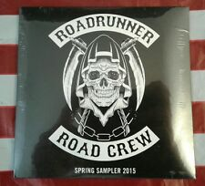 Roadrunner Records 2015 Spring Sampler Promo CD Slipknot Killswitch Gojira MORE
