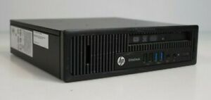 HP EliteDesk 800 G1 USDT Intel i5-4570S 12GB 500GB HDD WIN7COA No OS