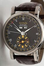 RARE $12,450 Sothis Calendar Moonphase Contemporary Automatic Watch