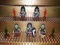 5 Lego Classic Castle Fantasy Era Figuren Zubehör Trolle Orcs Minifig Ritter R33