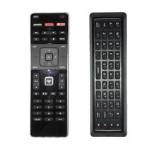 VIZIO Qwerty Dual Side XRT500 LED HDTV Remote Control with Keyboard Back-light