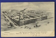 The Yale & Towne Manufacturing Company Stamford Connecticut 1906 Undivided Back