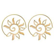 Pearl Brass Fashion Earrings