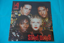 "TWENTY 4 SEVEN "" STREET MOVES"" LP 1990 SEALED"