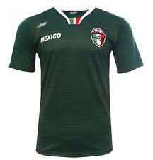 Men Mexico Fan Jersey Exclusive Design 2020 Color Green
