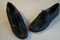 COMFORTABEL Damen Comfort Schuhe Schnürschuh Sneaker Leder grau bequem Gr.38 NEU