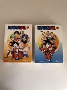 Dragon Ball Serie Classica 2 Cofanetti DVD Yamato Video Serie Completa