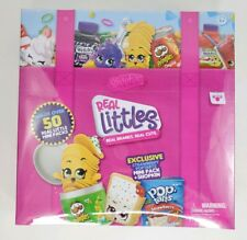 Shopkins Real Littles Collector Case Exclusive Mini Pack Strawberry Poptarts NEW