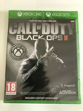 New Call of Duty Black Ops 2 II Xbox 360 One Backwards Compatible COD UK PAL